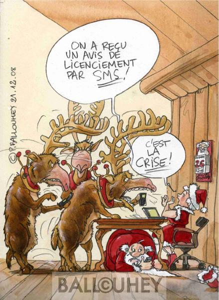Joyeux Noël Et Bonne Année 2009 Pierre Ballouhey